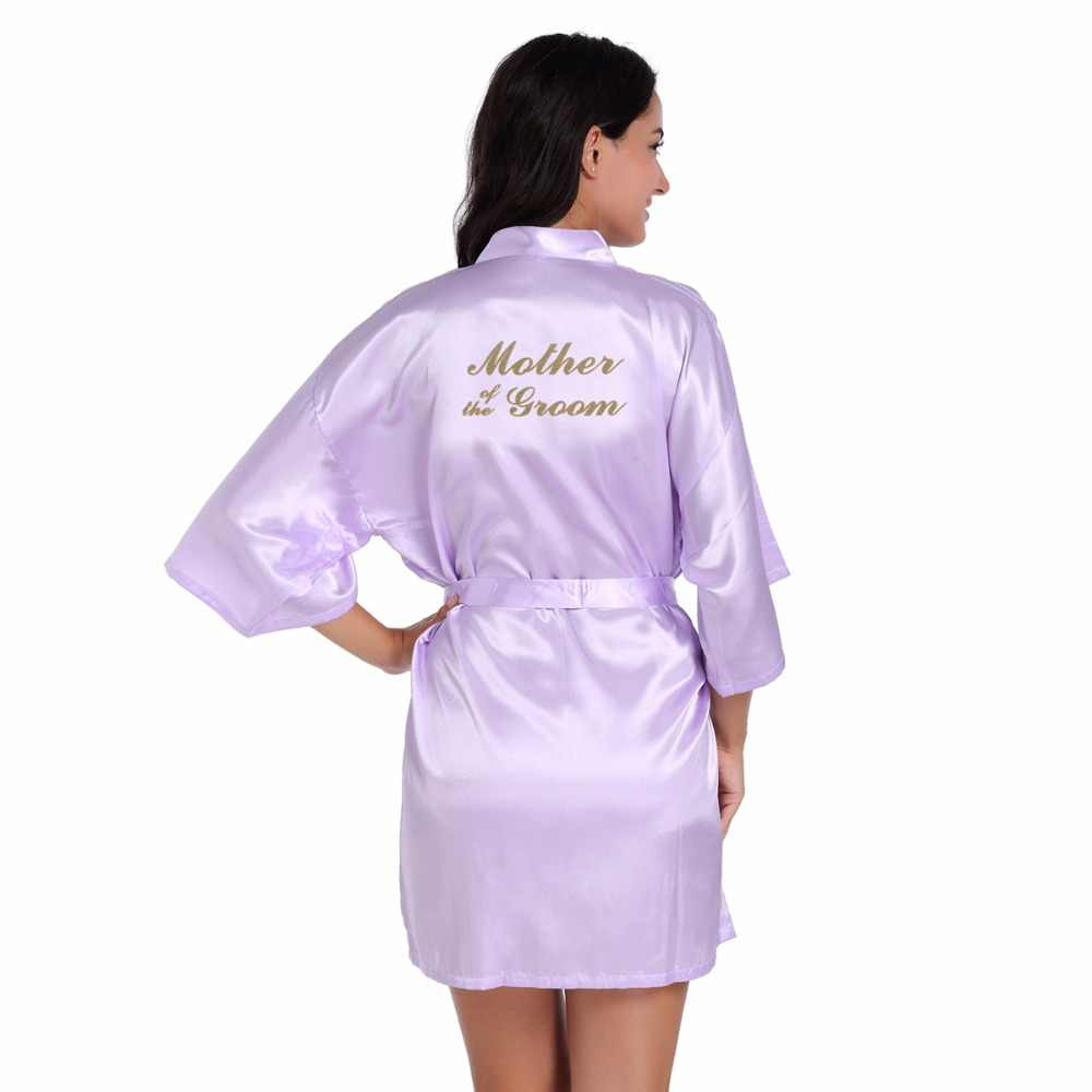 42da783e81 ... Wedding Mother of the groom Robe Bride Robe Floral Bathrobe Kimono Robe  Night Robe Bath Robe