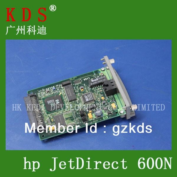 Free shipping  jetdirect 615N  J6057A  EIO Print Server series 100% Quality guarantee hp jetdirect 635n ipv6 ipsec print server j7961g