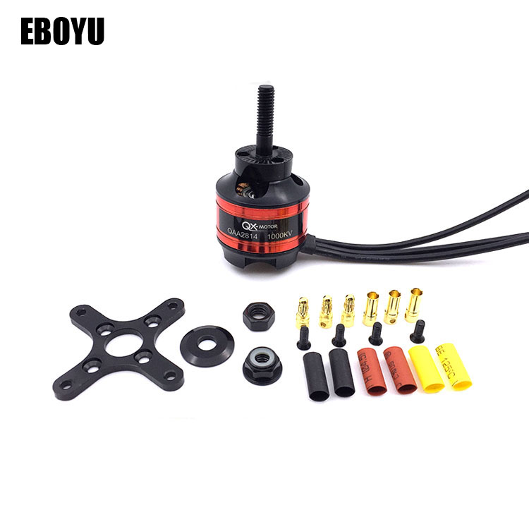 QX-<font><b>Motor</b></font> QAA2814 600KV 900KV <font><b>1250KV</b></font> 3-6S <font><b>Brushless</b></font> <font><b>Motor</b></font> CCW For X-UAV Talon RC Airplane Multicopter image