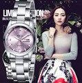 2016 nueva Famosa Marca de Relojes de Lujo en Moda Mujer Reloj Ocasional Señoras Reloj Femenino de Oro rosa Relogio Montre Femme reloj mujer