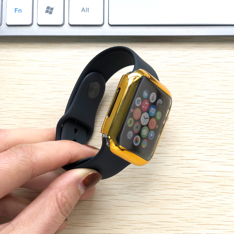 Hard Bumper Case for Apple Watch 49