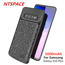 Power Bank 5000mAh Extended Phone Battery Case For Samsung Galaxy S10 Plus Backup Portable Charger