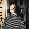 Estilo de muy buen gusto de La Raya Floja Tees Camisetas de Cuello Alto de manga Larga Básica Femenina