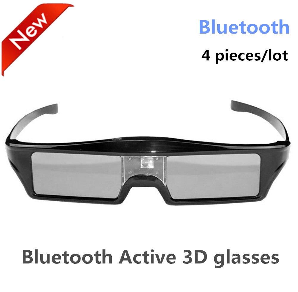 4X New SAMSUNG SSG 5100GB Battery Powered 3D Glasses for Smart LCD LED TV Genuine Epson