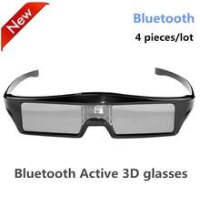 4X Новый SAMSUNG SSG-5100GB с питанием от аккумулятора 3D очки для Смарт ЖК светодиодный телевизор подлинный Epson lcd проекторы