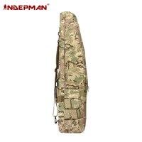 Открытый 100 см тактический пистолет сумка Airsoft Пейнтбол Охота Стрельба винтовка, пистолет случае Carbine Shotgun сумка