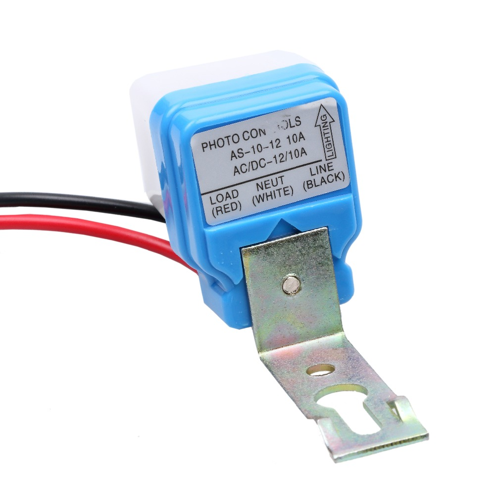 Online buy wholesale photocell light switch from china