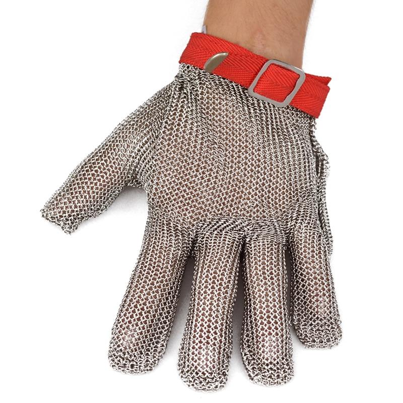 rękawice chroniące przed przecięciem z drutu stalowego z - Zestawy narzędzi - Zdjęcie 2