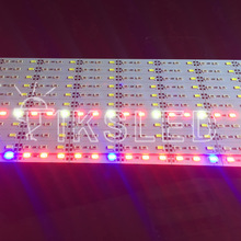 1pcs/lot grow light DC12V 0.5m 5630 Led bar rigid strip IP68 Waterproof plant grow light Red Blue 5:1,2:1,Red White 2:1