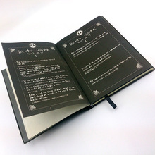 Death Note Book Theme Ryuk Cosplay Notebook