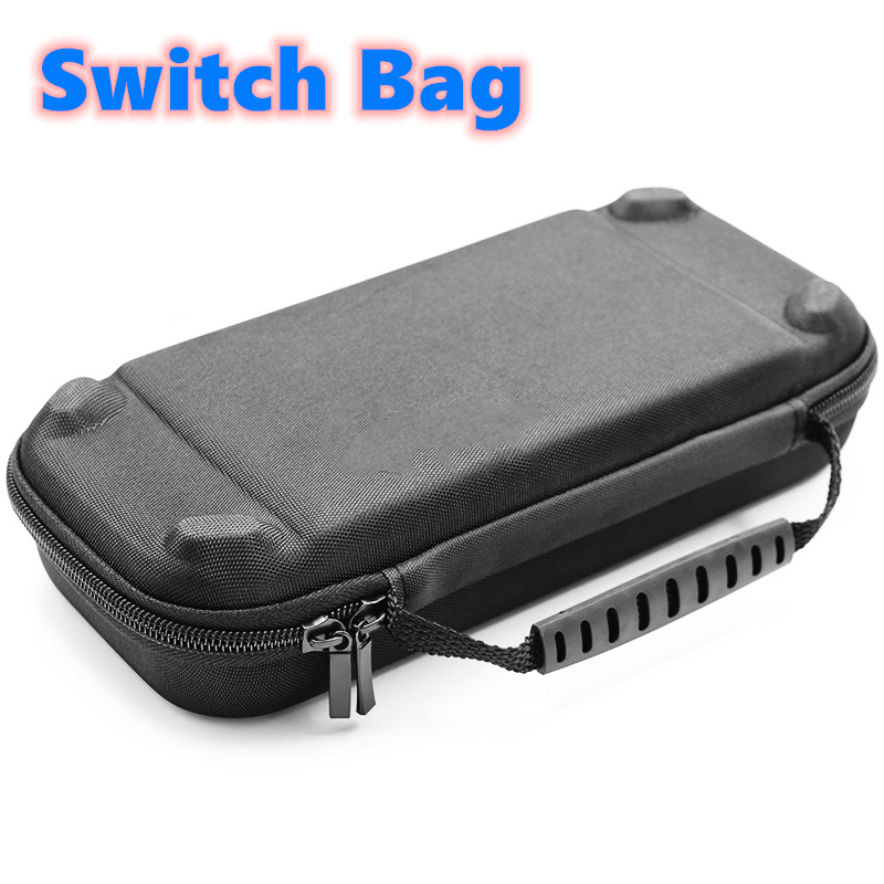 Portable Switch Console Storage Bag Practical EVA Multifunction Hard Travel Carrying Case Storage Bag For Nintend Accessories