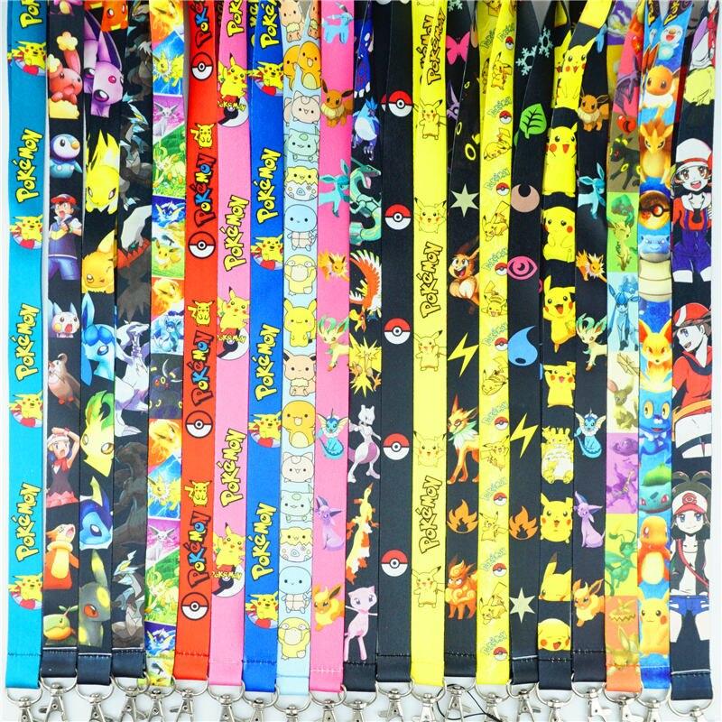 font-b-pokemon-b-font-go-cute-pikachu-neck-strap-lanyards-id-badge-card-holder-keychain-mobile-phone-strap-mewtwo-mimikyu-eevee-cosplay-gift