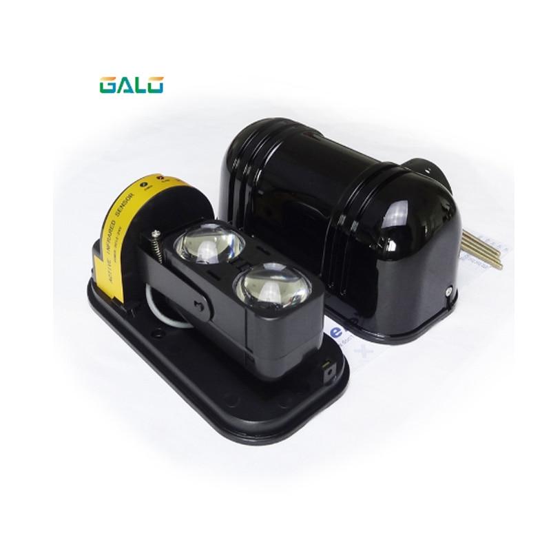 Galo Intrusion Alarm Infrared Detector Burglar Alarm ABT-100 Photoelectric Dual Beam Perimeter Fence Window Outdoor