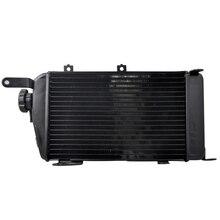 Para kawasaki klr650 klr 650 2008-2013 2009 2010 2011 2012 partes de refrigeración del radiador refrigerador de aluminio de la motocicleta nuevo