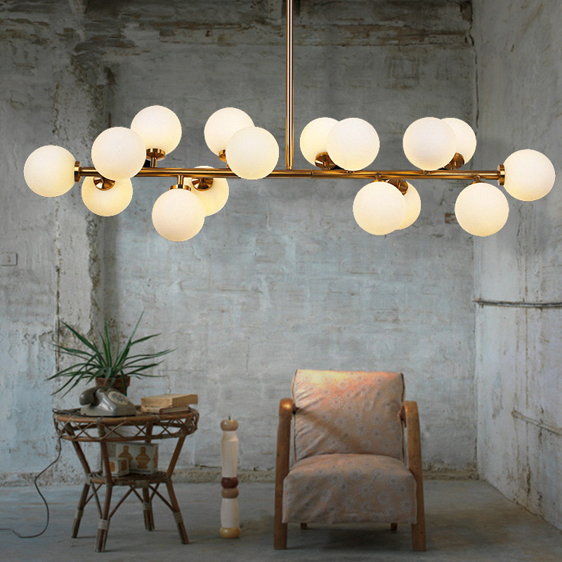 living room led lighting wood blinds aliexpress.com : buy modern pendant lights luminaires ...