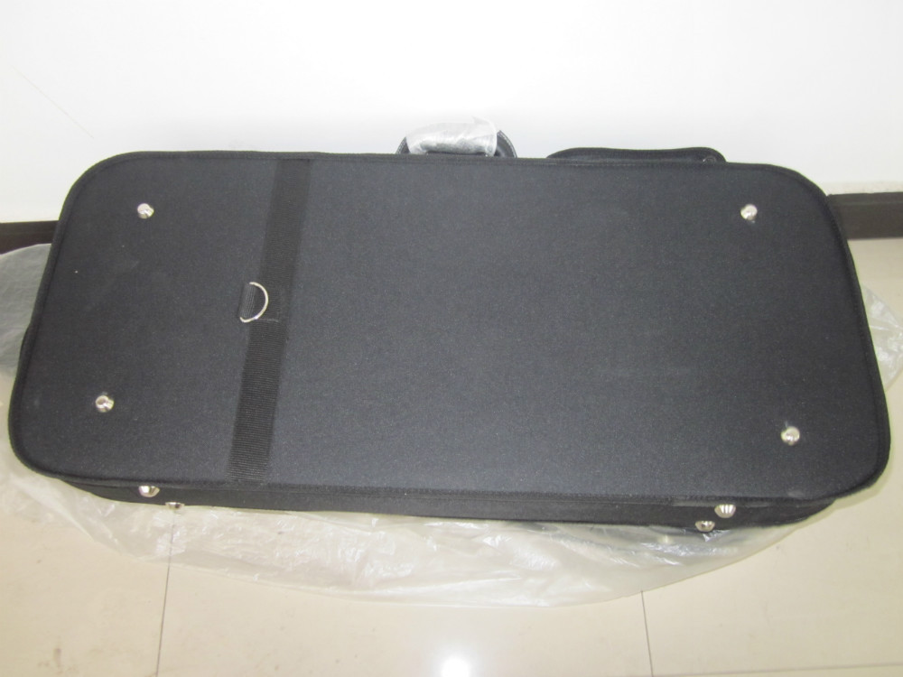 Pro. Drvena dvokrevetna kutija za dvostruku violinu / - Glazbeni instrumenti - Foto 3