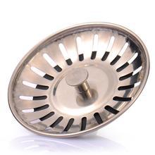 Прочный безопасный дренажный фильтр для раковины из нержавеющей стали, ручные фильтры для раковины, Основные кухонные гаджеты, фильтр для раковины для кухонного инструмента
