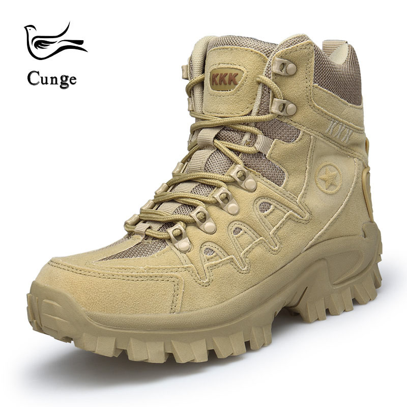 Army fan outdoor camouflage non slip tactical boots men s combat boots commando army boots summer