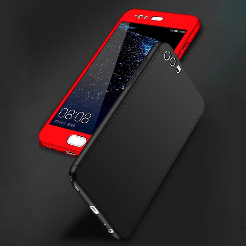 を Huawei 社メイト 20 プロ P20 Lite P30 メイト 9 10 ノヴァ 2 2 s 2i 3 3i 3e 4 4e 1080p スマートプラス 2019 360 フル電話ケースカバー