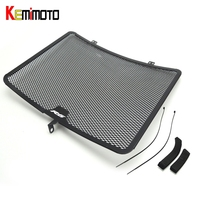 KEMiMOTO Aluminum Radiator Guard Cover Grille For YAMAHA YZF R6 YZF R6 2008 2014 Oil Cooler Protector