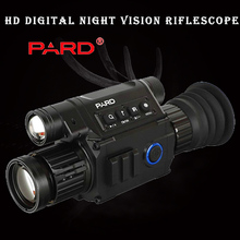 ZIYOUHU PARD NV008 Night Sight Rifle Optics Riflescope Infrared Digital Vision Scope Monocular Camera Hunting