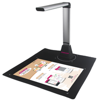 Scanner Q580 Book & Document CimFAX, 5 Mega pixel, Camera, Capture Size A4, for Windows, English Software, for office, teaching