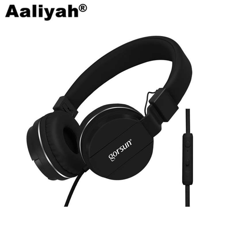[Aaliyah] Fashion Headphones Wired Gaming headset With Mic Over Ear Headsets Bass HiFi Sound Music Earphone For Smartphone PC merrisport bluetooth headphones with microphone over ear foldable portable music bass headsets for iphone htc cellphones laptop
