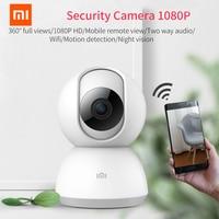 Обновленная версия Xiaomi Mijia умная камера era Оригинал 1080P HD 360 градусов видео инфракрасное ночное видение Двусторонняя голосовая wifi умная каме...