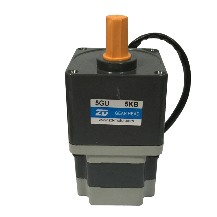 300W DC brushless motor 36Volt - Ratio 5:1 = Output speed 600 RPM flange size 90x90mm exclusive guide for the robot Industrial