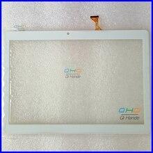 """Nuevo Para 10.1 """"Pulgadas de Pantalla Táctil DP101166-F4 Sensor Digitalizador Tablet PC Panel de piezas de Repuesto Vidrio Frontal DP101166-F4"""