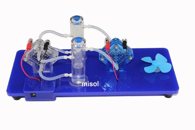 PEMเซลล์+ electrolyzer,การทดลองเครื่องมือในการสร้างออกซิเจนและไฮโดรเจนในการสร้างพลังงาน,สำหรับการทดลอง