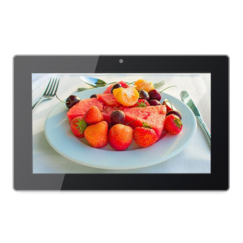 Cheap 14 inch touchscreen PC 10 point capacitive touch all in one monitor