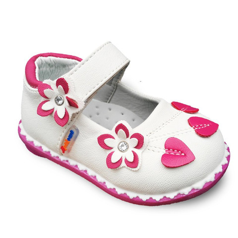 Super Quality 1pair Flower Arch Support Casual Shoes Orthopedic Girl summer shoes+Inner 12.2-14.8cm ,NEW Kids/Children Shoes Lahore