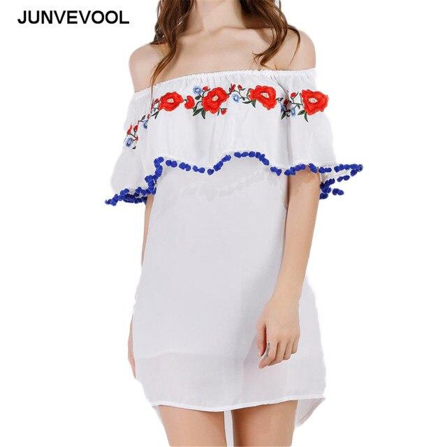 6abd2cfe34a471e С вышивкой в стиле ретро Горячая продажа одежды повседневные летние женские  красивый Beach Club платья старинные