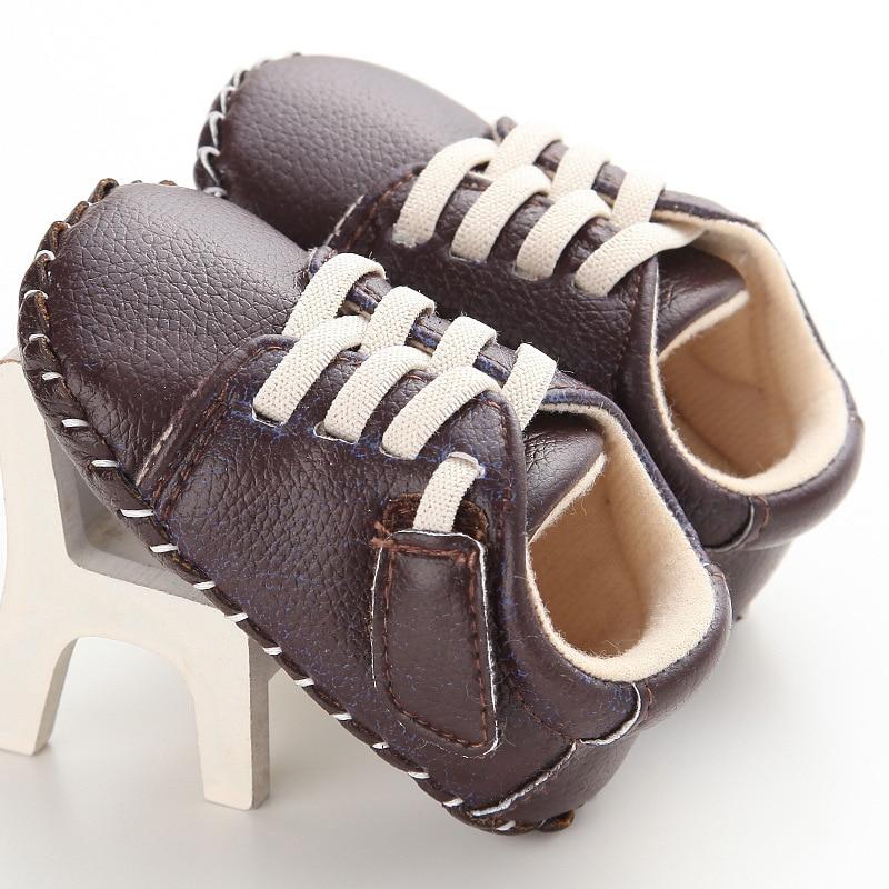 de3cd6409afec Non-slip Premier Marcheur Printemps et Automne enfant en bas âge chaussures  0-18 mois nouveau-né bébé FILLE et garçon chaussures non-slip loisirs série  ...