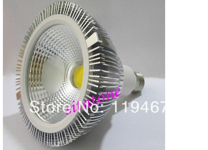 Fabryka Hurtownie Par38 COB 20 W E27 Reflektor SMD Światła Par 38 Energy Saving Lamp Ciepły/Czysta/Zimne biały 85-265 V CE i ROHS