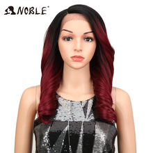 Synthetic Lace Front Wig Wavy 20