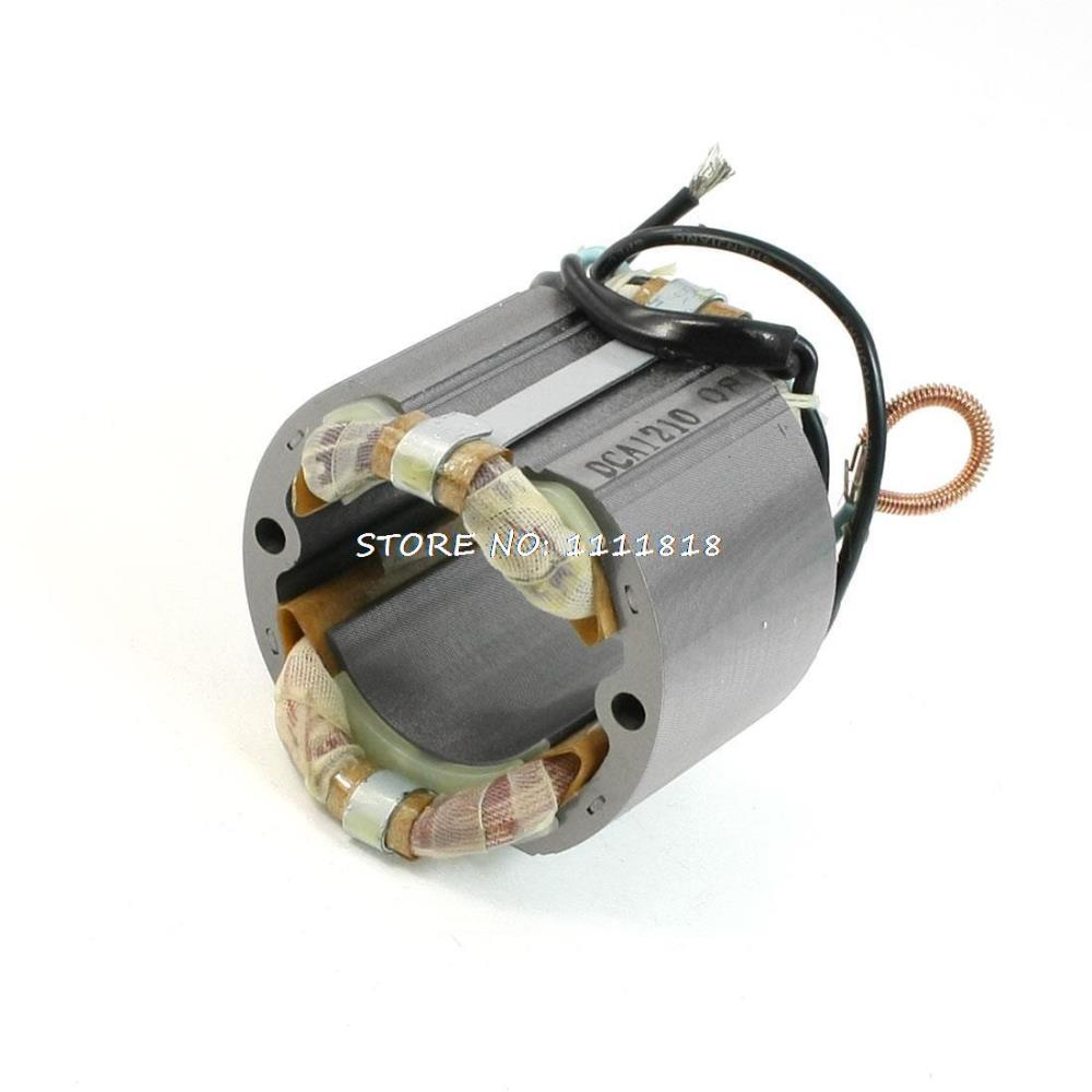 цена на AC220V 42mm Core 4 Cables Replacement Electric Motor Stator for Hitachi H41