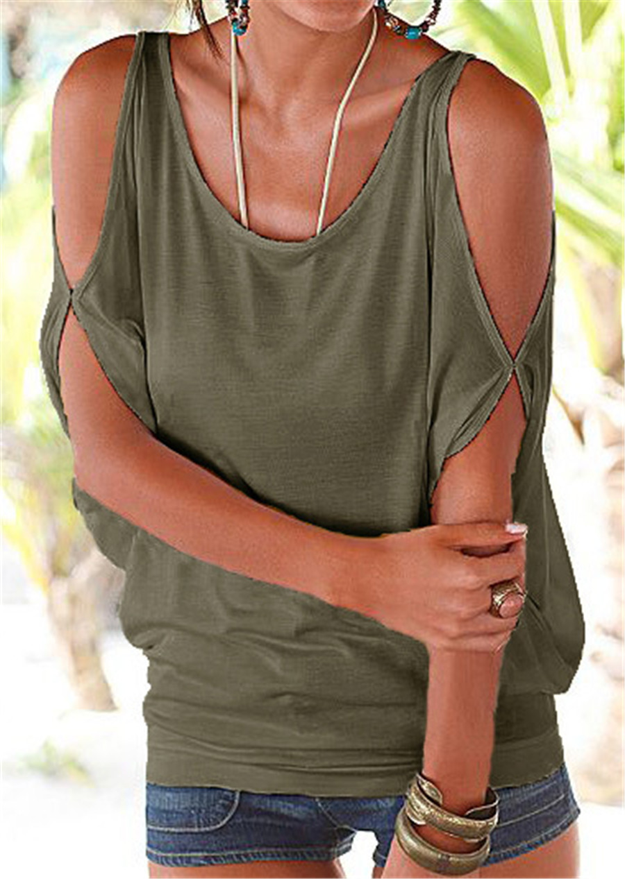 HTB1Nn7rKVXXXXaWXXXXq6xXFXXXl - T shirt O neck Short sleeve Off shoulder Sexy Loose Casual