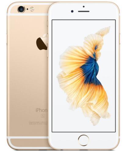 Разблокированный Apple iPhone 6s 2 Гб RAM, 16/32/64/128 Гб встроенной памяти, сотовый телефон, IOS A9 двухъядерный 12MP камера IPS LTE смартфон - Цвет: Gold