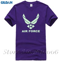 T Shirts For Men Army Surplus Clothing Military Logo USMC Gifts Shirt Apparel Summer O Neck