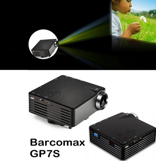 Home Cinema Teatro Multimídia LED Projetor LCD HD 1080 P PC AV TV VGA USB HDMI TV mini projetor conduzido projetor
