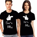 YEMUSEED XXXL Unisex T shirts Harajuku Couple T-shirt Women Men Hipster Fashion Black Tops Students Apparel WMT312