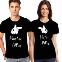 YEMUSEED XXXL Unisex T shirts Harajuku Couple T-shirt Women Men Hipster Fashion Black Tops Students Apparel WMT312