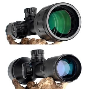 Image 5 - Hunting RifleScope Sniper LT 3 9X50 AOL 1 inch Full Size Tactical Optical Sight Illuminate Mil Dot Locking Resetting Rifle Scope