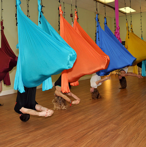 Aliexpress.com : Buy 5meter Elastic 2016 Aerial Yoga Hammock Swing Latest  Multifunction Anti gravity Yoga belts for yoga training Yoga for sporting  from ... - Aliexpress.com : Buy 5meter Elastic 2016 Aerial Yoga Hammock Swing
