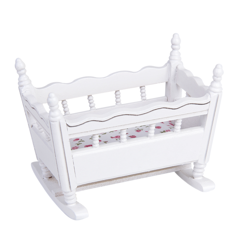 Crib for the dolls own hands. How to make a wooden crib for a doll