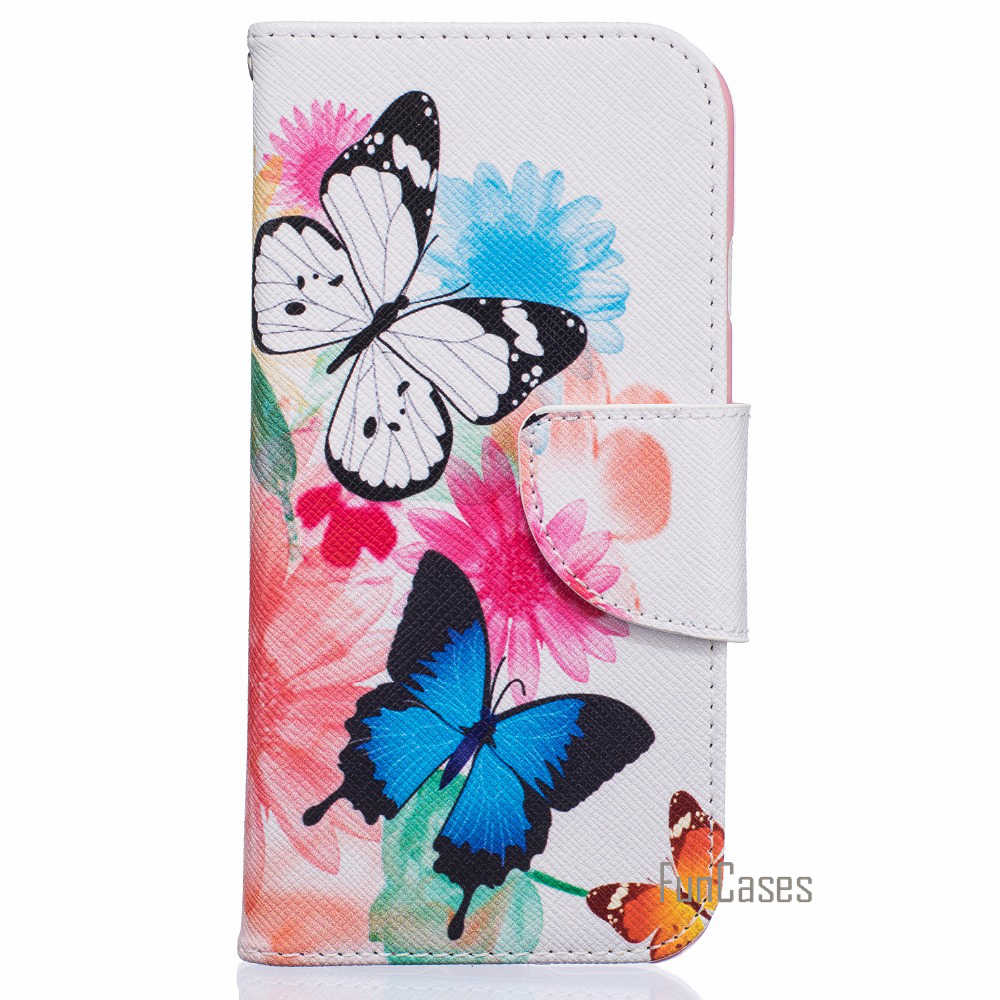 Case sFor fundas iPhone 8 Case sFor coque iPhone 7 8 Case Cover 4.7 inch+ Card Holders For ipone iphon ihone ifon