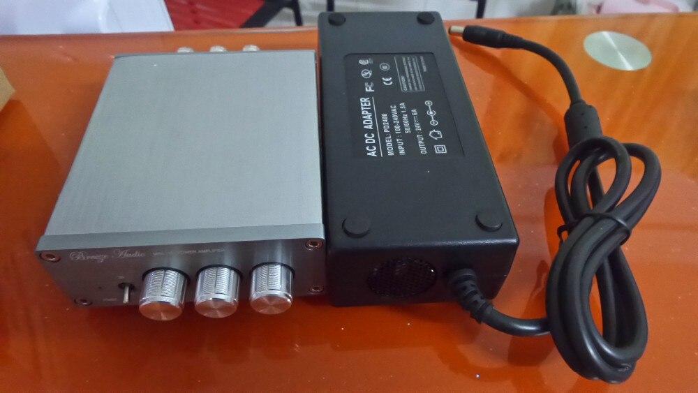 TPA3116 2.0 100 w versión de orden superior Con El ajuste de graves y agudos Est
