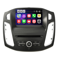 8 Capacitive Touch Screen Special Car DVD Player GPS Navigation For Ford Focus 2015 2016 OBD2